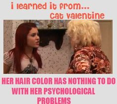 Related Pictures cat valentine funny quotes