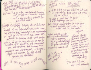 Collecting and Developing Ideas in Notebooks