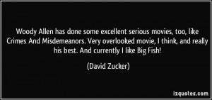 More David Zucker Quotes