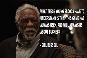 Bill Russell Quotes | Best Basketball Quotes!