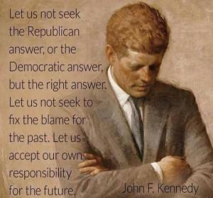 JFK - Seek The Right Answer