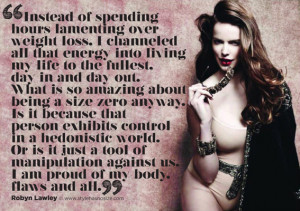Supermodel Says Skinny-Shaming Is Just As Bad As Fat-Shaming. So Stop ...