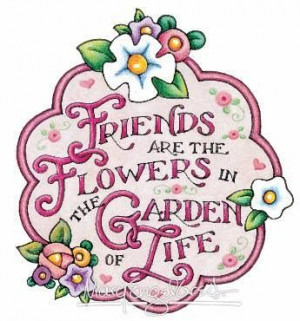 Flower Friends