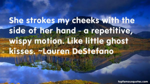 Cheek Kisses Quotes