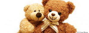 Teddy Bear Facebook cover photos 1