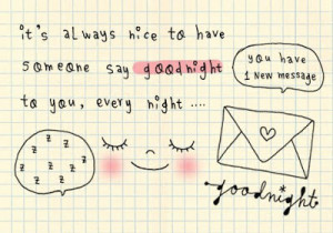 GoodNight Quotes and Sayings