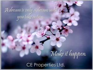 quote-cherry blossom