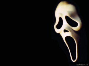 Download Movies wallpaper, 'Scream'.