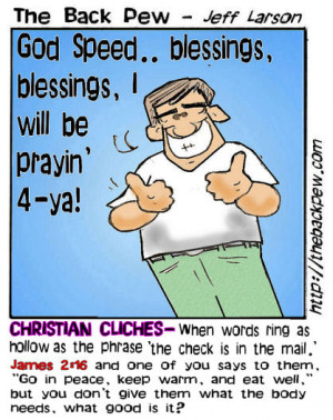 Ten More Cliches Christians Should Avoid