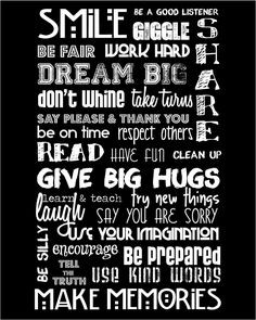 ... Quotes, Life Rules, Kids Stuff, Kids Room, Plays Room, Classroom Rules