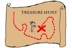 Treasure Hunt ನಿಧಿಶೋಧನೆ