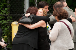 All Of James Gandolfini's 'Sopranos' Co-Stars Attended His NYC Funeral ...