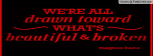 Magnus Bane Quote Facebook Cover - Cover #