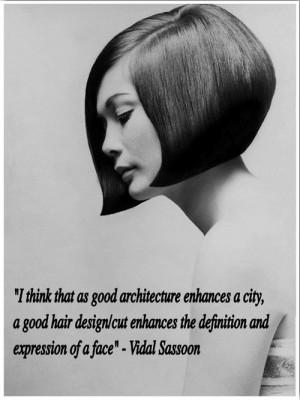 Vidal Sassoon's quote #5