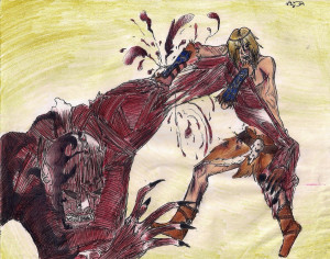 Monsters And Beasts Database Grendel Beowulf