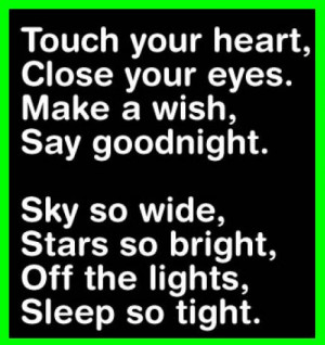 Good Night SMS Quotes for Facebook Status