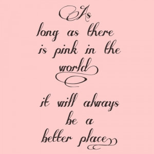 pink quotes tumblr - Google Search