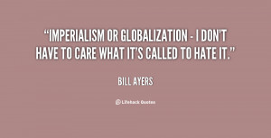 Quotes About Imperialism