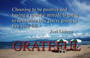 Positive Attitude Quotes - Choosing to be positive and having a ...