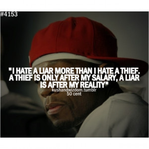 Hate Liars And Cheaters Quotes