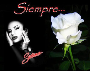 Selena Quintanilla Quotes In Spanish Posted by selena:the queen of
