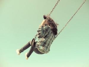 freedom is a swingset