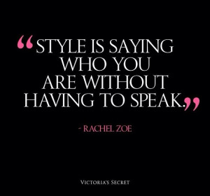 True style never goes out of fashion.