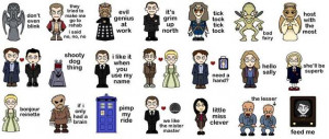 The Best New Series Doctor Who Quotes