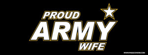Proud Army Wife Cover Comments