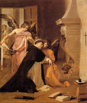 Today is the Feast of St. Thomas Aquinas , who is my Confirmation ...