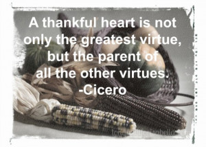 Here are some great Thanksgiving quotes I put together for the holiday ...