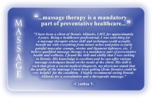 Healing Massage Therapy Quotes