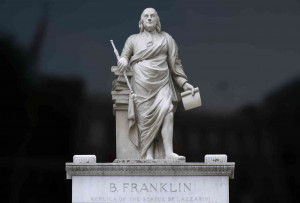 President Ben Franklin's 17 Greatest Quotes