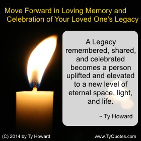 Inspirational Quotes After Death Of Father: Moving Forward Quotes ...