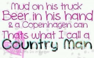 redneck country boyfriend quotes