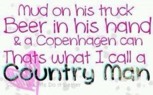 redneck country boyfriend quotes