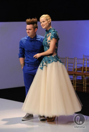 """Anthony Ryan, """"You are the winner of Project Runway All Stars Season ..."""