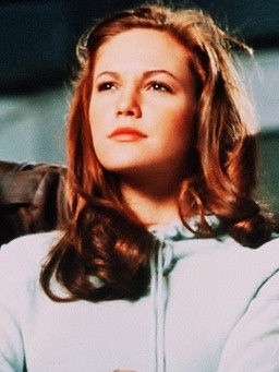 Cherry from The Outsiders. (Diane Lane) I loved her hair in this. Fun ...