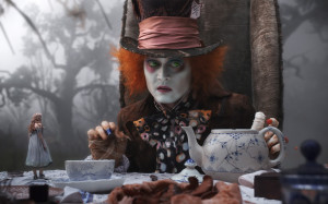 Afternoon tea could get a little strange at Turquoise Thistle