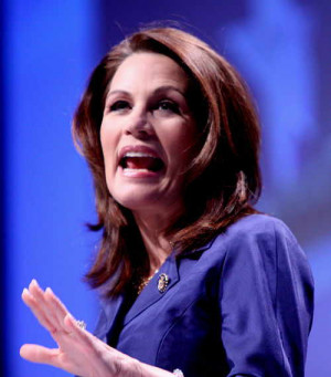 Post image for Michele Bachmann's Top Ten Anti-Gay Quotes