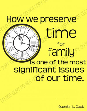 LDS Quote Printable Family by HomegrownTrinkets on Etsy, $5.00