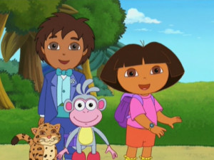 Dora The Explorer Dvdrip