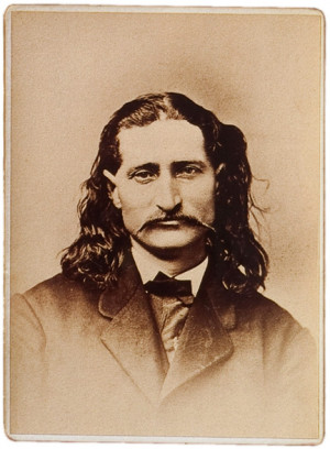 hickok may 27 1837 august 2 1876 better known as wild bill hickok ...