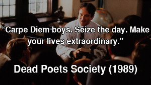 80s movie quotes dead poets society 1989