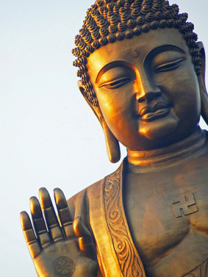 ... of many smaller attractions related to Buddhism and the great statue