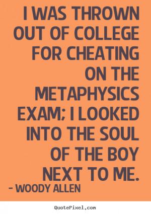 Metaphysics quote #1