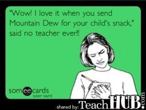 Mountain Dew. Grrrrrrr.