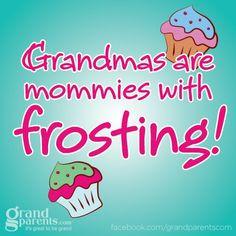grandma #mom #quotes #grandmother #grandkids More