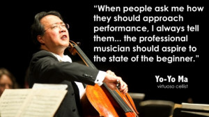 Yo-Yo Ma, Cello Virtuoso