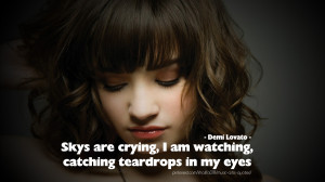 Demi Lovato Self Harm Quotes Tumblr